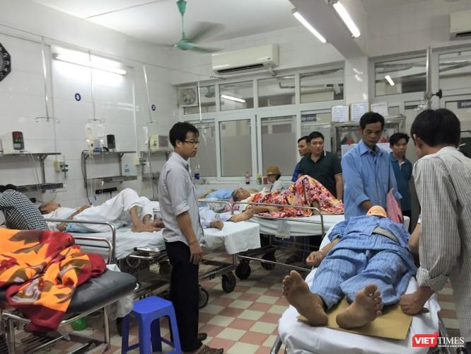 Hơn 80% số vụ cấp cứu do tai nạn giao thông ở Bệnh việt Việt Đức có liên quan đến rươu, bia