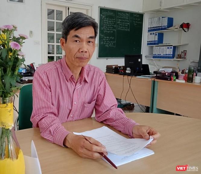TS. Trần Tuấn - Giám đốc trung tâm Nghiên cứu và Đào tạo Phát triển Cộng đồng