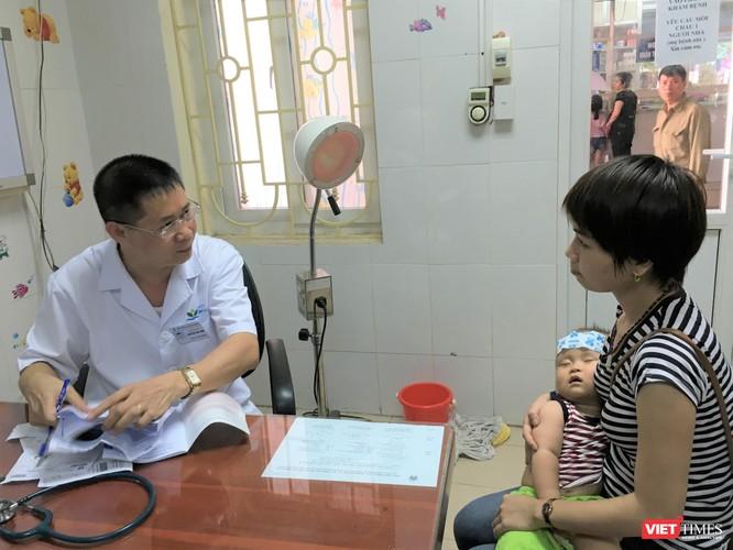 Người bệnh được lấy ý kiến phản hồi về thái độ phục vụ của các nhân viên y tế