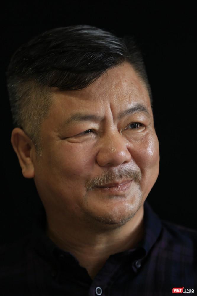 Nhà thơ, nhà báo Bùi Hoàng Tám