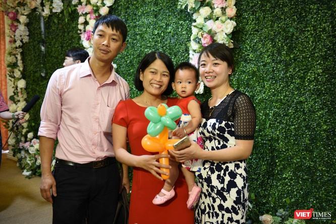 Hạnh phúc của các gia đình có con nhờ TTTON