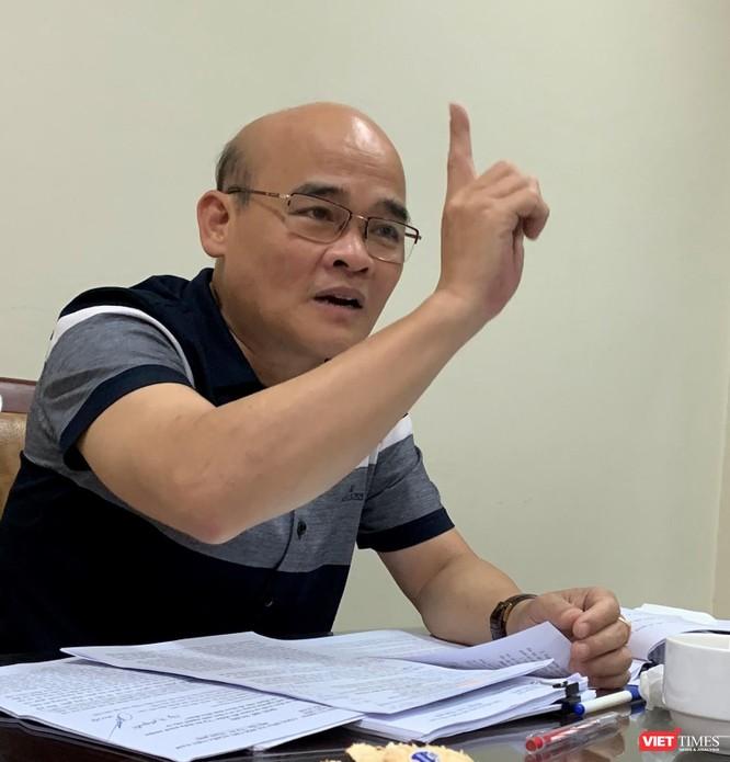 TS. Nguyễn Huy Quang - Vụ trưởng Vụ Pháp chế (Bộ Y tế) chia sẻ về những chứng cứ mới trong vụ án