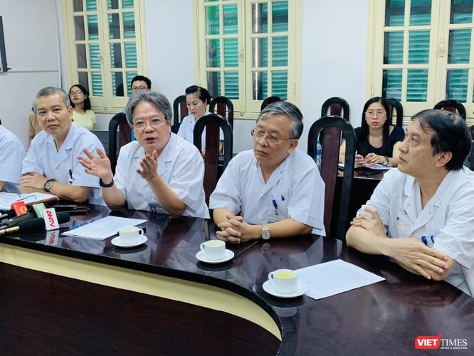 Các chuyên gia ghép tạng hàng đầu của Việt Nam