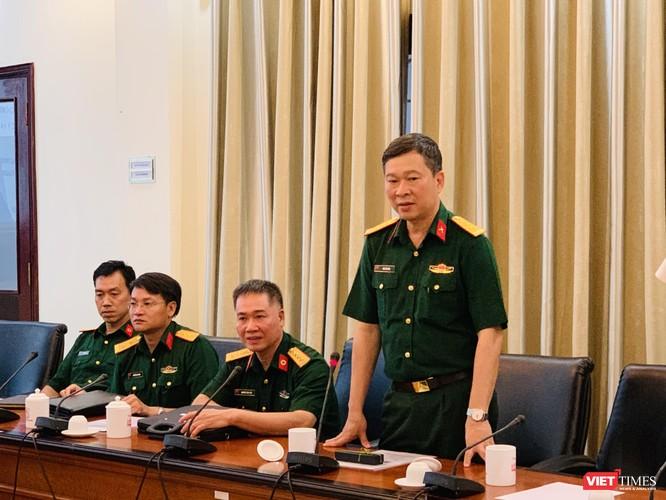 Đại tá, TS. Bùi Hải Sơn - Tư lệnh BTL Bảo vệ Lăng Chủ tịch Hồ Chí Minh, Phó Trưởng ban BQL Lăng Chủ tịch Hồ Chí Minh
