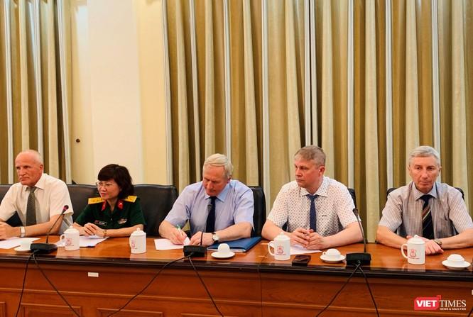 Các chuyên gia Nga trở lại Việt Nam dịp 50 thực hiện Di chúc Hồ Chủ tịch