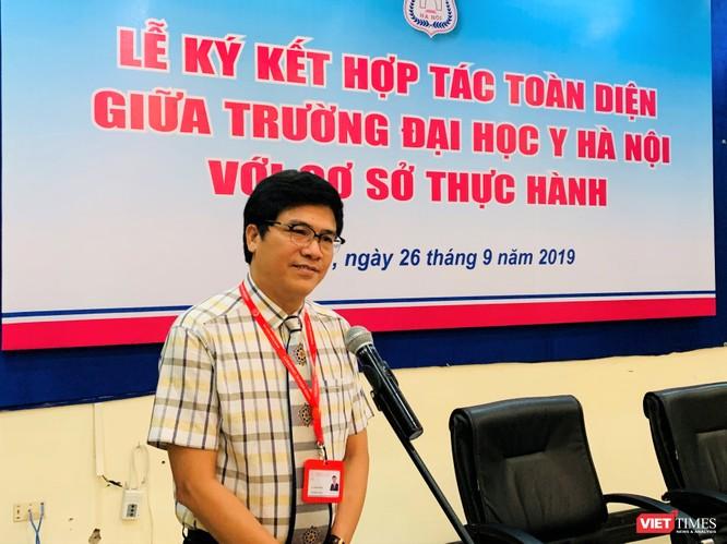 PGS.TS. Nguyễn Tuấn Hưng – Phó Vụ trưởng Vụ Tổ chức – Cán bộ (Bộ Y tế)