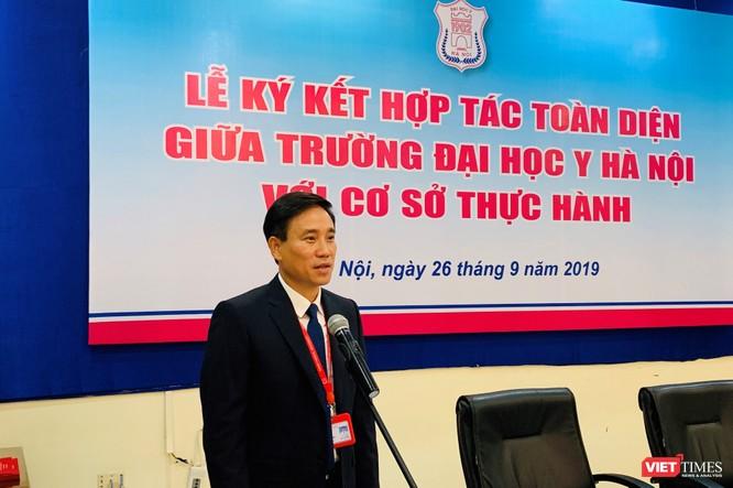 PGS.TS. Đoàn Quốc Hưng– Phó Hiệu trưởng Trường Đại học Y Hà Nội