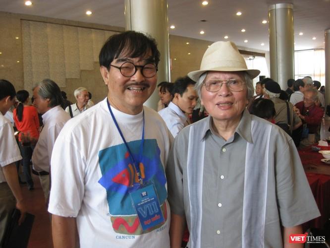 NSND Thế Anh và đạo diễn, NSND Hải Ninh