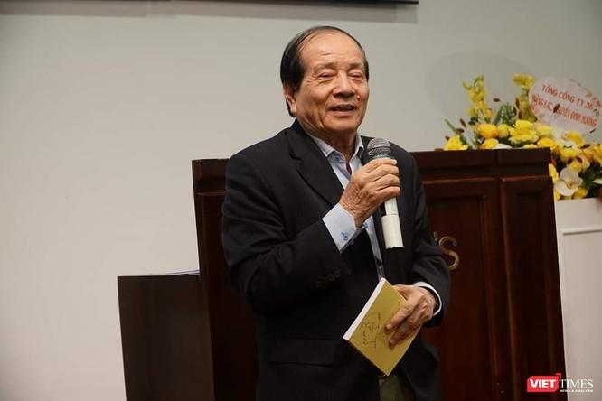 Nhà thơ Hữu Thỉnh - Chủ tịch Hội Liên hiệp VHNT Việt Nam, Chủ tịch Hội Nhà văn Việt Nam