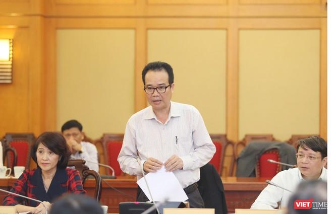 Giám đốc Sở KH&CN tỉnh Gia Lai Lưu Trung Nghĩa