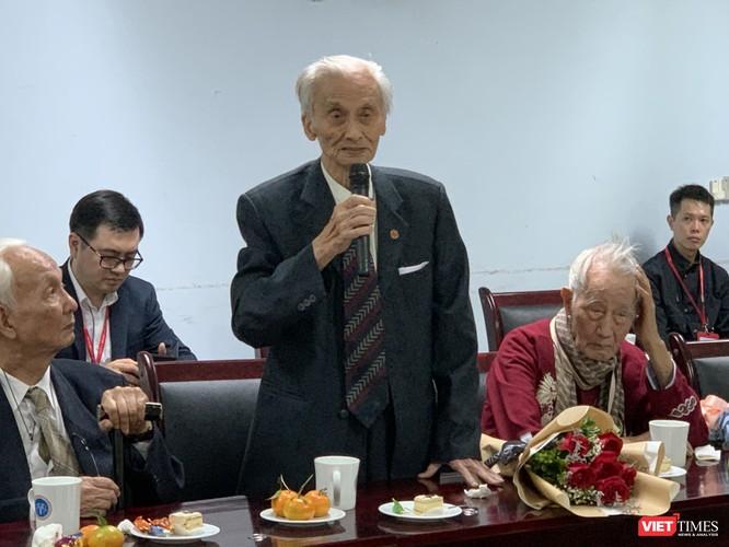 Hơn 40 giáo sư hàng đầu của y tế Việt Nam dự lễ tri ân đặc biệt nhân ngày 20/11 ảnh 4