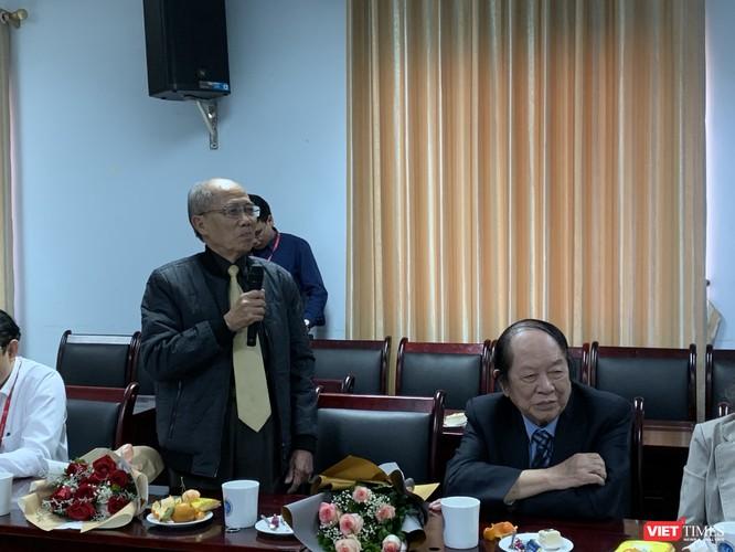 Hơn 40 giáo sư hàng đầu của y tế Việt Nam dự lễ tri ân đặc biệt nhân ngày 20/11 ảnh 5