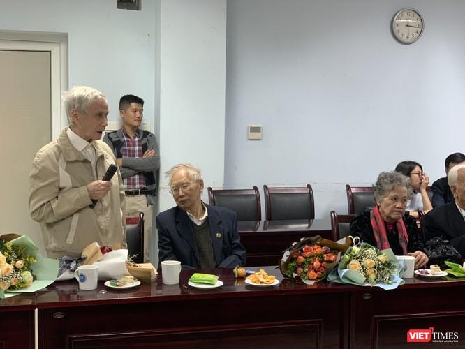 Hơn 40 giáo sư hàng đầu của y tế Việt Nam dự lễ tri ân đặc biệt nhân ngày 20/11 ảnh 7