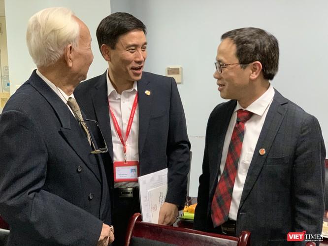 Tri ân các giáo sư đã có nhiều đóng góp cho sự phát triển của Trường Đại học Y Hà Nội