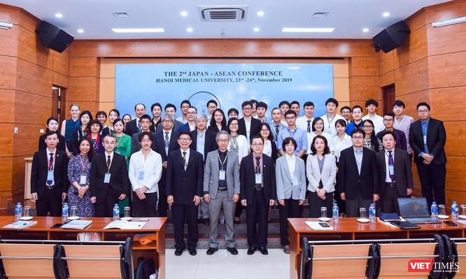 """""""Hội thảo khoa học Nhật Bản-ASEAN"""" là dịp để các nhà khoa học quốc tế hội tụ và trao đổi kinh nghiệm"""