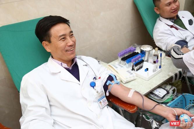 Bệnh viện Hữu nghị Việt Đức có thể thiếu hơn 10.000 đơn vị máu để cấp cứu bệnh nhân trong dịp Tết ảnh 1