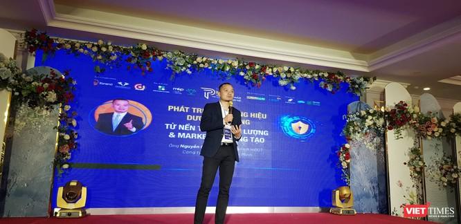 Ông Nguyễn Quang Thái chia sẻ kinh nghiệm