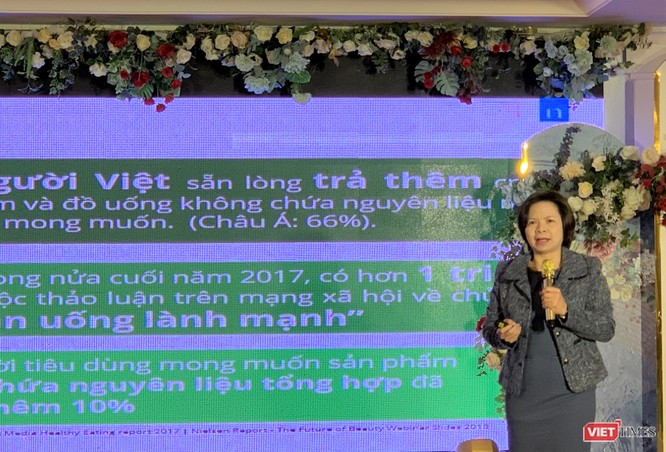 Bà Đặng Thúy Hà: 40% doanh nghiệp dược sẽ biến mất trong 10 năm tới nếu không đầu tư thay đổi