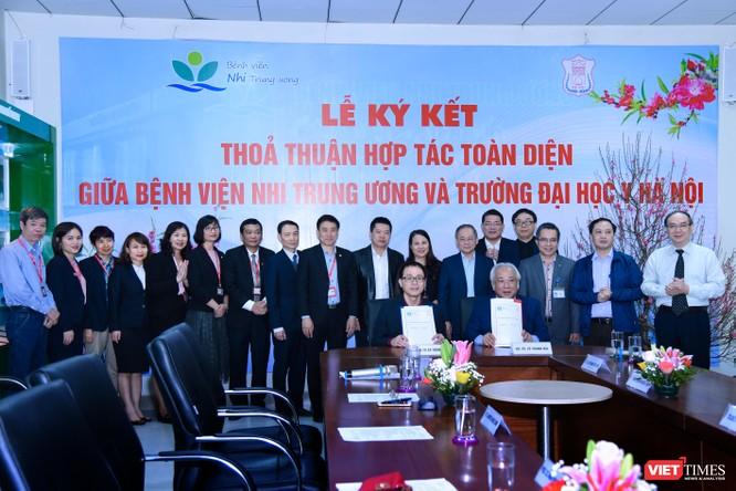 Các thỏa thuận được ký kết sẽ mang lại nhiều lợi ích cho người bệnh