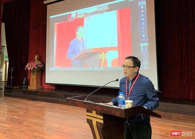 GS.TS. Tạ Thành Văn – Hiệu trưởng Trường Đại học Y Hà Nội
