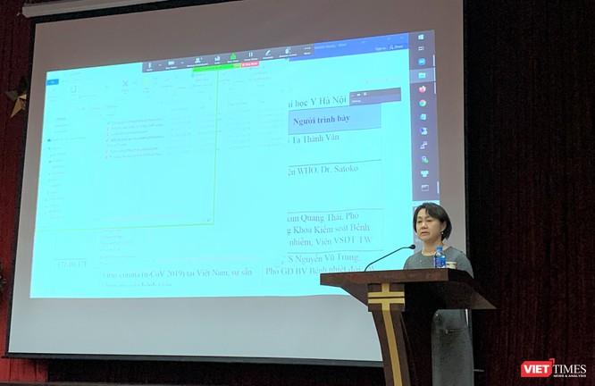 BS. Satoko Out - Trưởng nhóm Đáp ứng sự kiện Y tế công cộng khẩn cấp, Văn phòng WHO tại Việt Nam