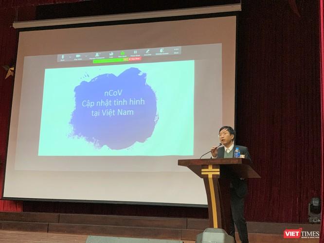 TS. Phạm Quang Thái – Trưởng Khoa kiểm soát bệnh truyền nhiễm, Viện Vệ sinh dịch tễ Trung ương