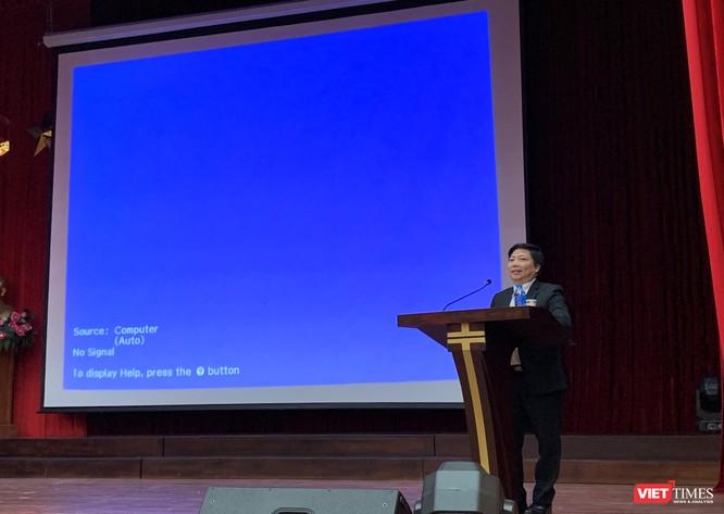 PGS.TS. Nguyễn Vũ Trung – Phó Giám đốc Bệnh viện Bệnh nhiệt đới Trung ương, Trưởng bộ môn vi sinh Trường Đại học Y Hà Nội