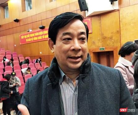 PGS. TS. Lương Ngọc Khuê - Cục trưởng Cục Quản lý Khám, chữa bệnh (Bộ Y tế)