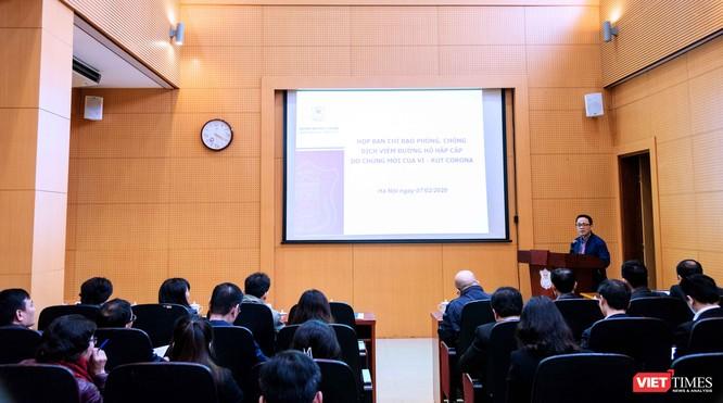 Hiệu trưởng Trường Đại học Y Hà Nội quyết định sẽ hỗ trợ các trường đại học khác phòng, chống dịch nCoV2019 khi được yêu cầu