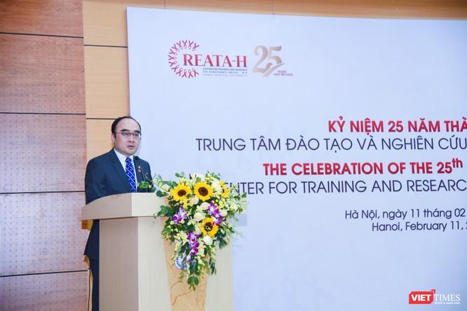 PGS.TS. Lê Minh Giang – Trưởng phòng Sau đại học của Trường Đại học Y Hà Nội, Phó Giám đốc Trung tâm - chia sẻ về những mục tiêu mà Trung tâm hướng tới trong 5 năm tới