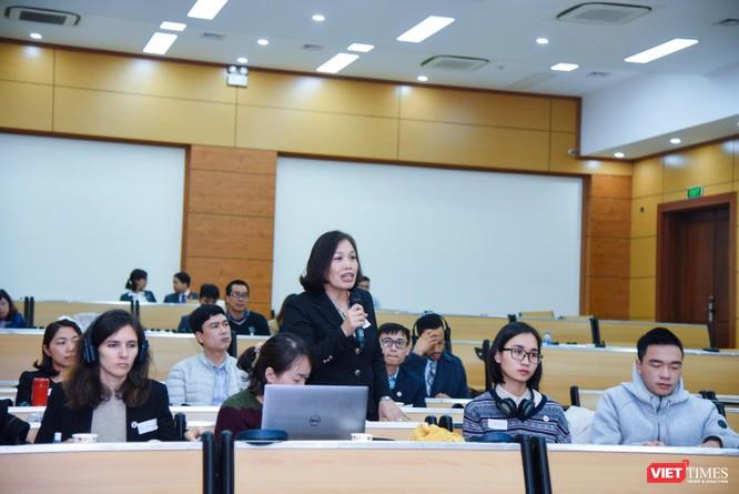 Các nhà khoa học, nhà quản lý đặt câu hỏi làm thế nào để các kết quả nghiên cứu nhanh chóng chuyển thành các can thiệp có hiệu quả ở Việt Nam