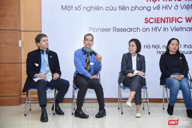 Những nghiên cứu khoa học mới về HIV – cơ sở để hoạch định chính sách và can thiệp trong phòng, chống căn bệnh thế kỷ ảnh 5