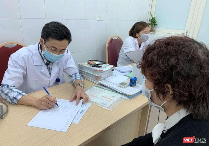 Người dân được chỉ định xét nghiệm miễn phí một số xét nghiệm