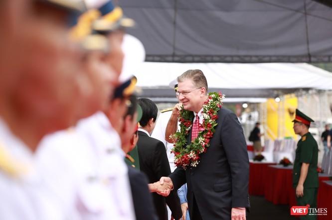 Thủy thủ trên đội tàu sân bay USS Theodore Roosevelt sẽ tham gia hoạt động nào tại Đà Nẵng? ảnh 1