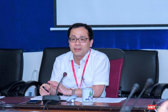 GS. Tạ Thành Văn – Hiệu trưởng Trường Đại học Y Hà Nội, Trưởng Ban Chỉ đạo phòng, chống dịch COVID-19