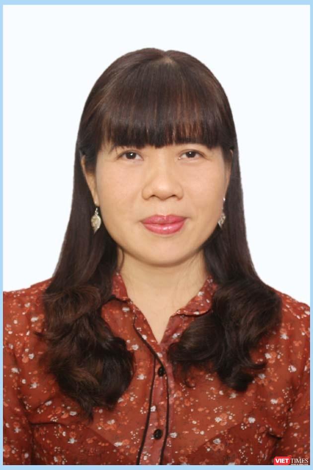 GS.TS. Lê Thị Hương - Viện trưởng Viện Đào tạo Y học Dự phòng và Y tế công cộng, Trường Đại học Y Hà Nội