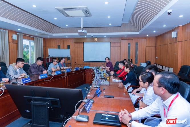 Bộ Y tế chỉ định Trường Đại học Y Hà Nội lấy mẫu và xét nghiệm COVID-19 cho người nhập cảnh từ châu Âu, Anh và Mỹ ảnh 3