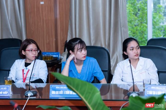 Bộ Y tế chỉ định Trường Đại học Y Hà Nội lấy mẫu và xét nghiệm COVID-19 cho người nhập cảnh từ châu Âu, Anh và Mỹ ảnh 4