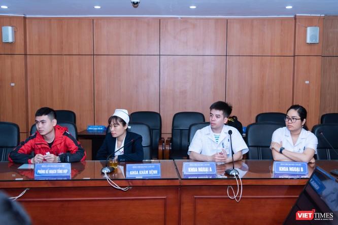 Bộ Y tế chỉ định Trường Đại học Y Hà Nội lấy mẫu và xét nghiệm COVID-19 cho người nhập cảnh từ châu Âu, Anh và Mỹ ảnh 5