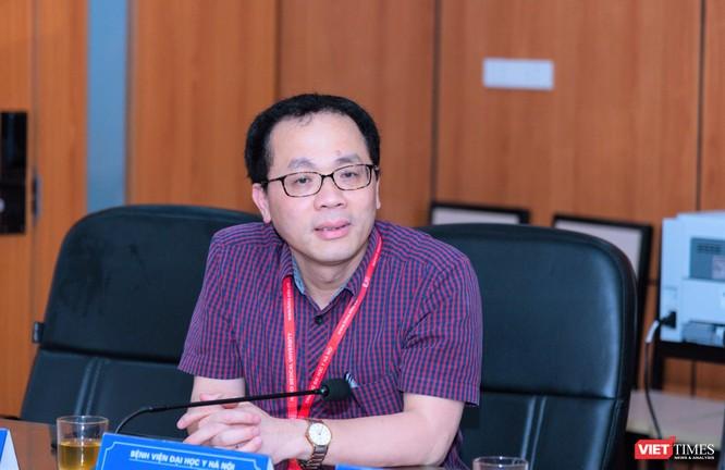 GS. Tạ Thành Văn – Hiệu trưởng Trường Đại học Y Hà Nội