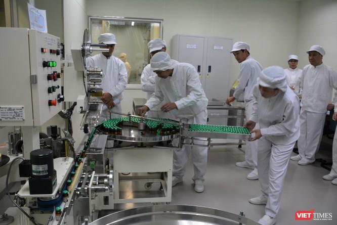 Công ty VABIOTECH đã sản xuất được nhiều vaccine phòng bệnh
