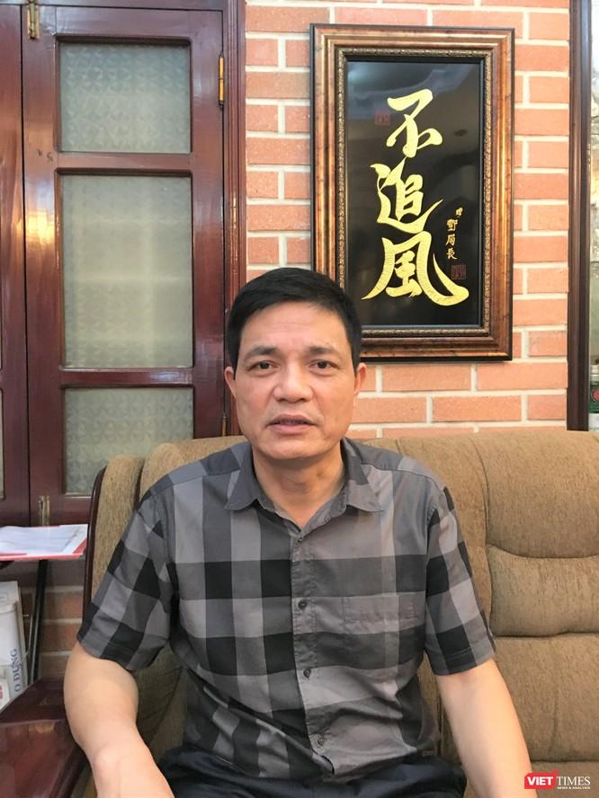 Ông Nguyễn Thanh Phong – Cục trưởng Cục An toàn thực phẩm (Bộ Y tế)