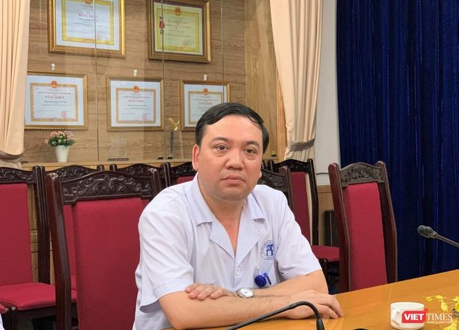 Ths. Thái Bằng Giang - Trưởng khoa Sơ sinh, Bệnh viện Xanh Pôn