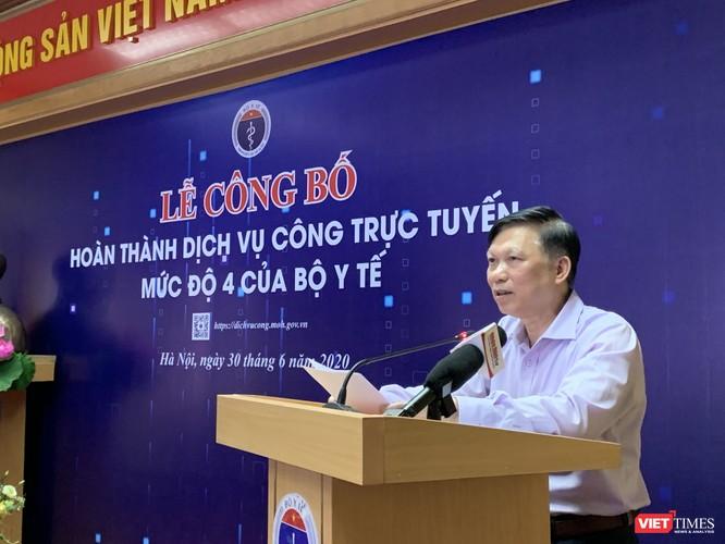2. Ông Trần Quý Tường – Cục trưởng Cục Công nghệ thông tin (Bộ Y tế)