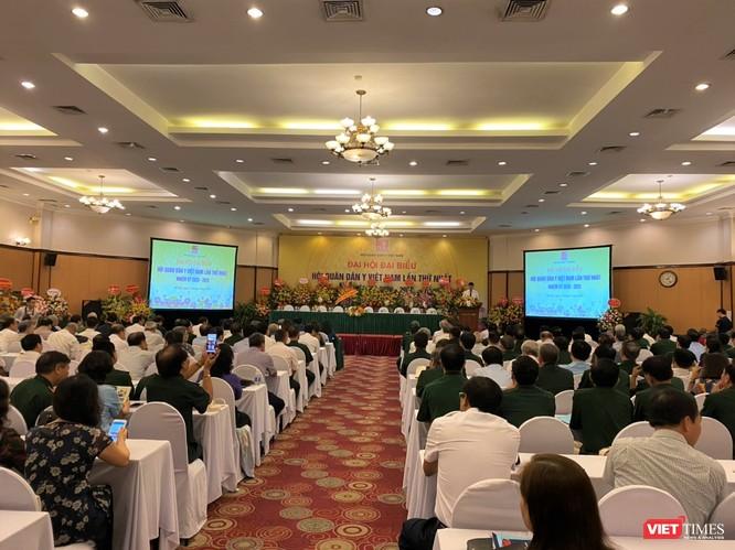 Đại hội quân dân y Việt Nam lần đầu tiên