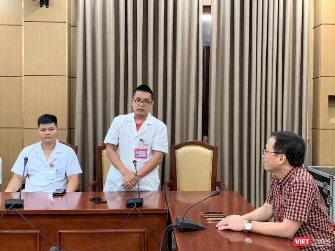 Trường Đại học Y Hà Nội cử các chuyên gia xét nghiệm hàng đầu hỗ trợ Đà Nẵng và các tỉnh miền Trung ảnh 3