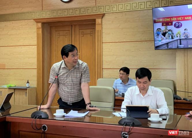 PGS.TS Lương Ngọc Khuê - Cục trưởng Cục quản lý Khám, chữa bệnh