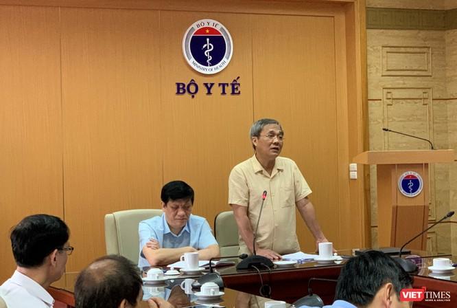 Ông Phạm Lương Sơn – Phó Tổng giám đốc BHXH Việt Nam cho biết: BHXH Việt Nam đang tích cực đồng hành cùng Bộ Y tế trong phòng, chống dịch COVID-19