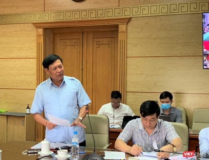 Thứ trưởng Bộ Y tế Đỗ Xuân Tuyên yêu cầu các Sở Y tế phải tăng cường quản lý nhà nước trên địa bàn để phòng chống dịch