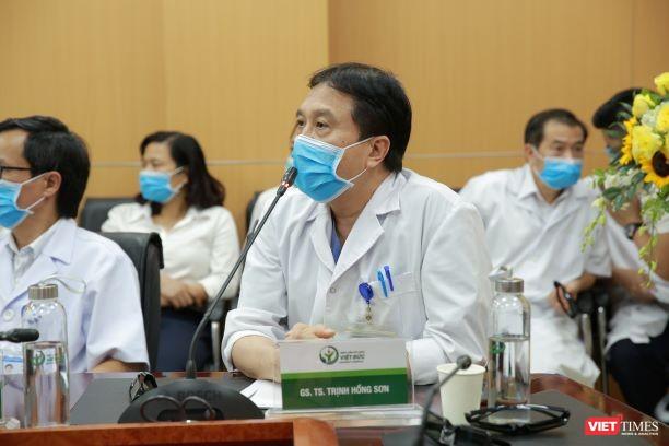 Khai trương Trung tâm khám, chữa bệnh từ xa hiện đại tại Bệnh viện Việt Đức ảnh 3